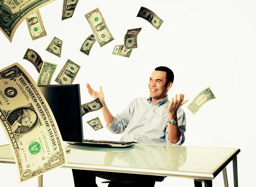 Spela om pengar på internet